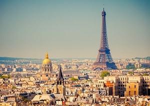 เที่ยวฝรั่งเศส
