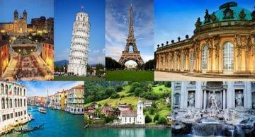 รวมเที่ยวยุโรป