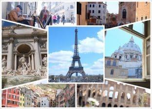 เที่ยวยุโรป ครั้งแรก